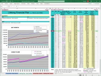 MyFinancePlans Basic Edition