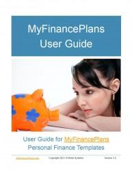 MyFinancePlans User Guide